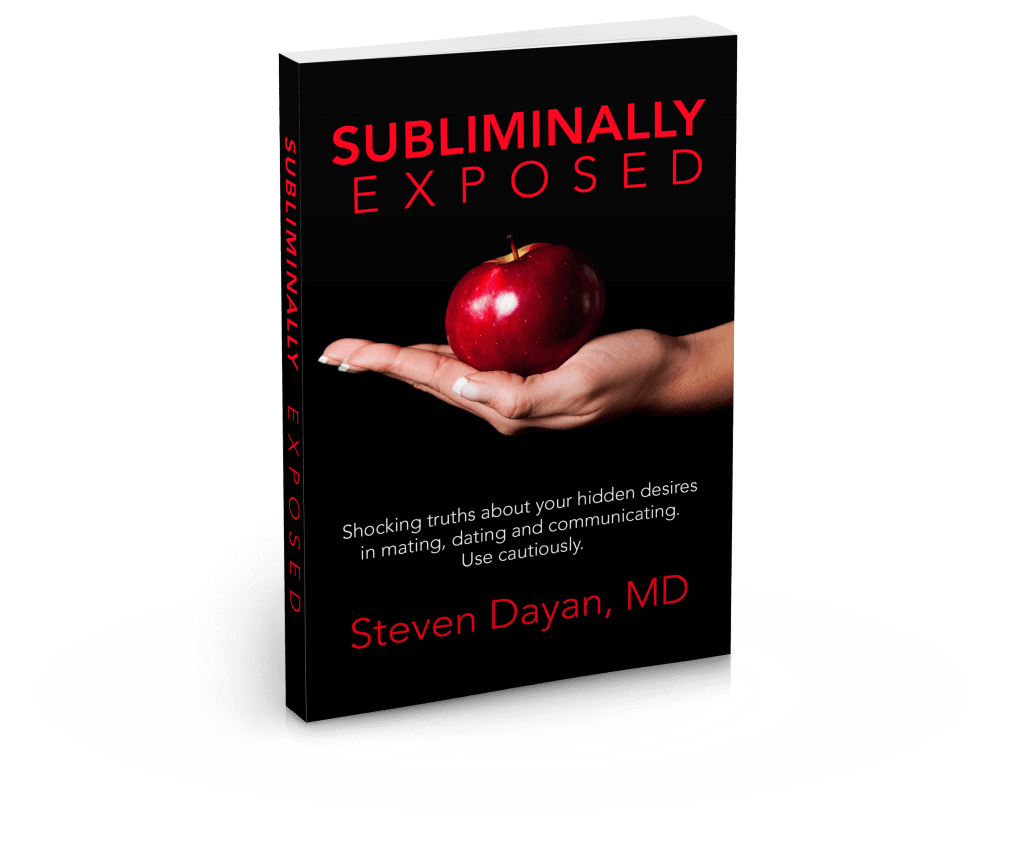 subliminally exposed book dr steven dayan