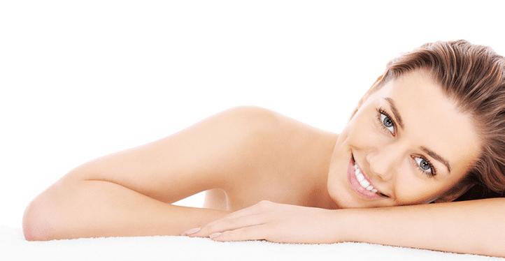 woman smiling beautiful