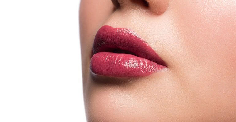 woman lips image