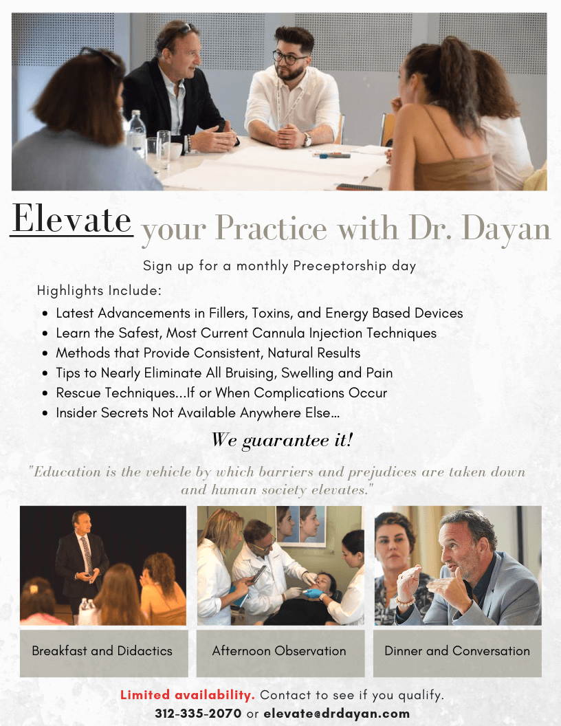 , Learn from Dr. Dayan