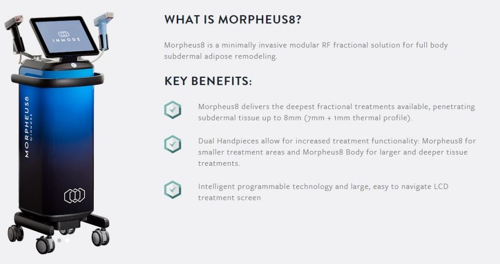 What is Morpheus8 Chicago?